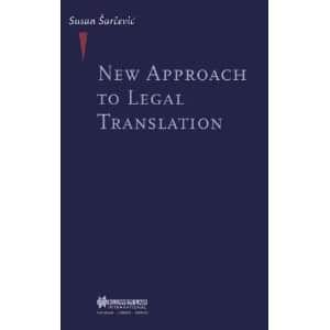 New Approach to Legal Translation