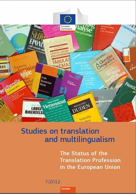 The Status of the Translation Profession in the European Union