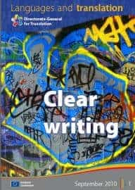 """""""Clear Writing"""" in Languages and Translation"""
