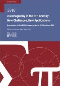 eLexicography in the 21st century