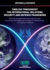 English throughout the international relations, security and defence framework