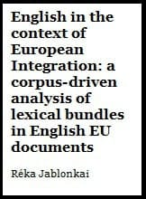 English in the context of European integration